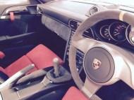 GT3 Interior Pic