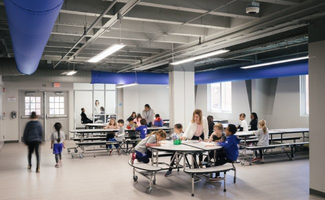 Sg Contracting Built The New Atlanta International School