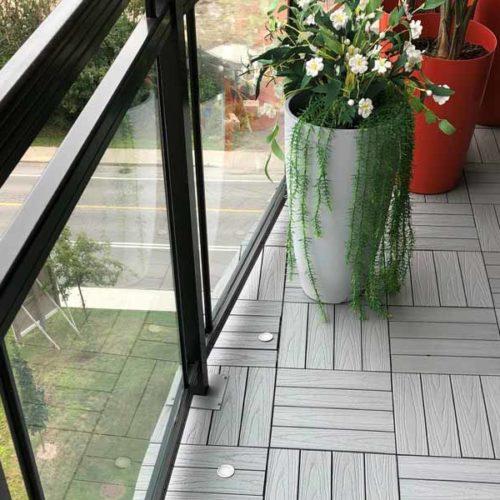 composite deck tiles inspiration