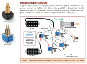 Wiring A Potentiometer Diagram | Wiring Library