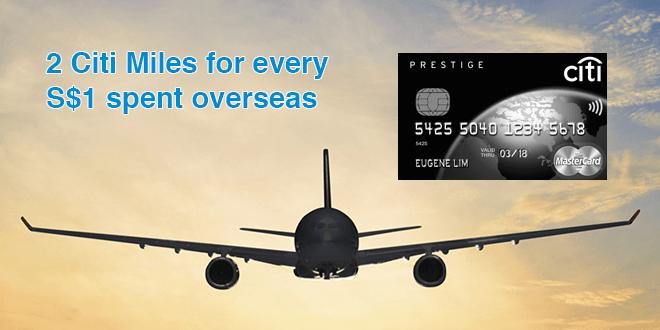 Citibank-Prestige-Airmiles