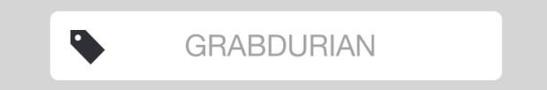 GrabDurian-Promo-Code