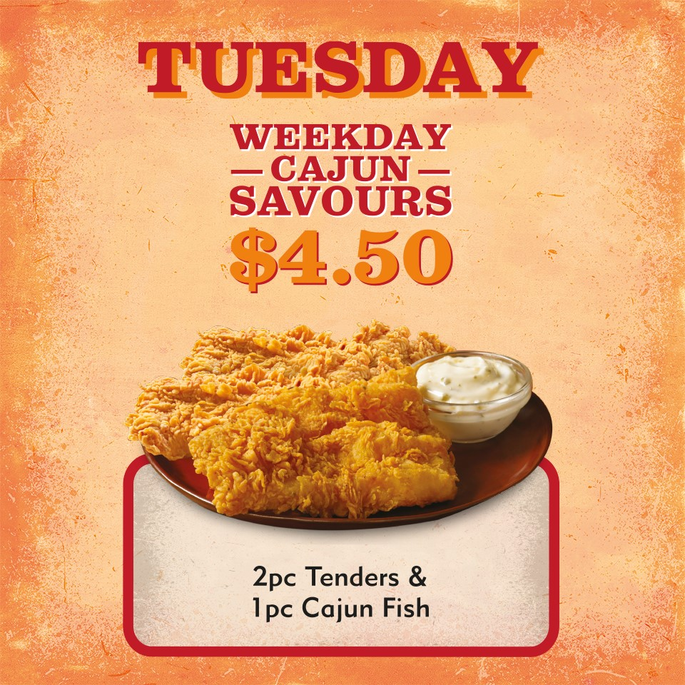 Popeyes daily deals texas