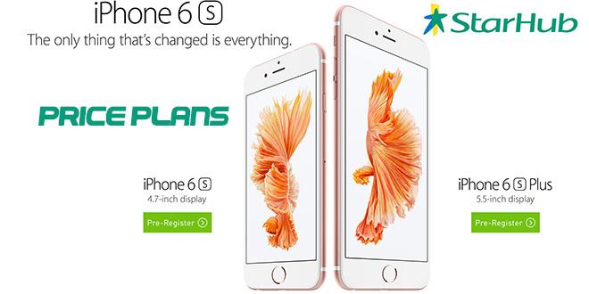 Starhub-iPhone6s-6sPlus-Plans