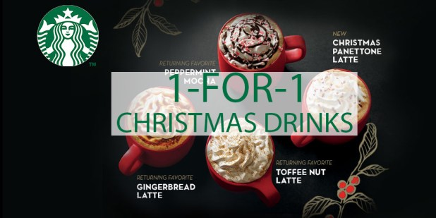 STARBUCKS-1-for-1-Christmas-Drinks