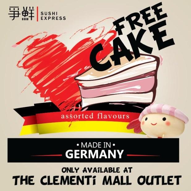 Sushi-Express-Free-Cake-Clementi