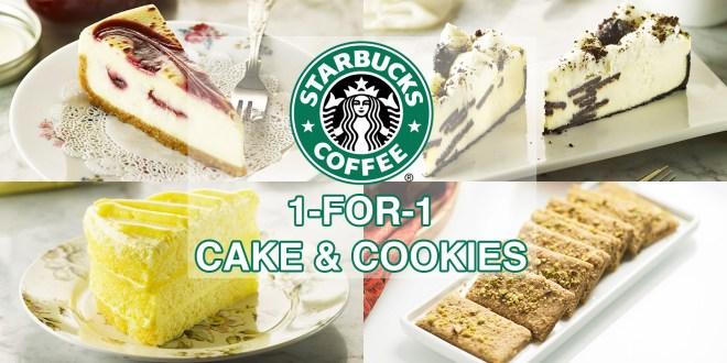 Starbucks-1-for-1-desserts