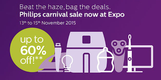 philips-carnival-sale-expo-november-2015