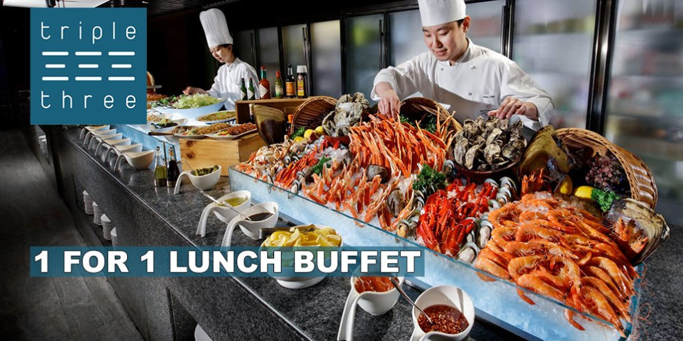 Surprising Triple Three 1 For 1 Buffet Promotions For 2019 Sgdtips Home Remodeling Inspirations Gresiscottssportslandcom