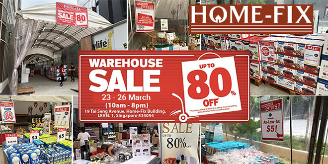 Home-fix-warehouse-sale-mar-2017