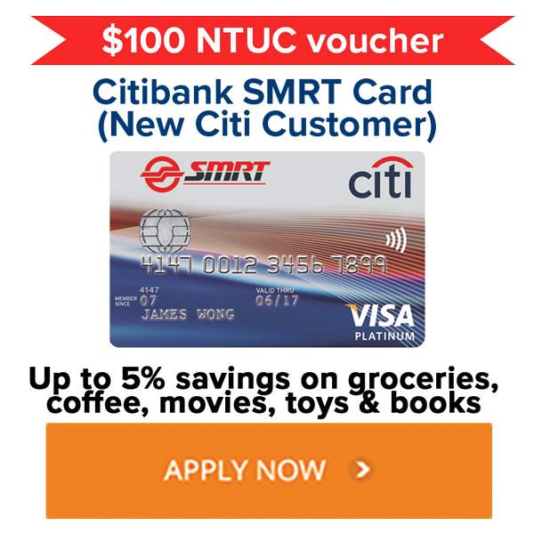 Citibank SMRT
