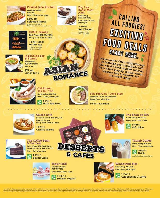 Suntec-City-1-for-1-F&B-deals-21-May-2017-1