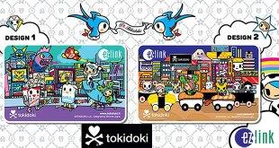 Tokidoki-EZ-Link-cards
