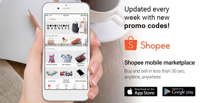 Shopee promo codes and deals