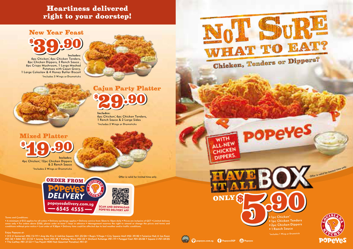 Popeyes coupons 2018 may