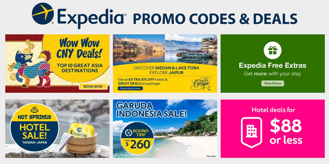 Expedia hotel coupon code 2018