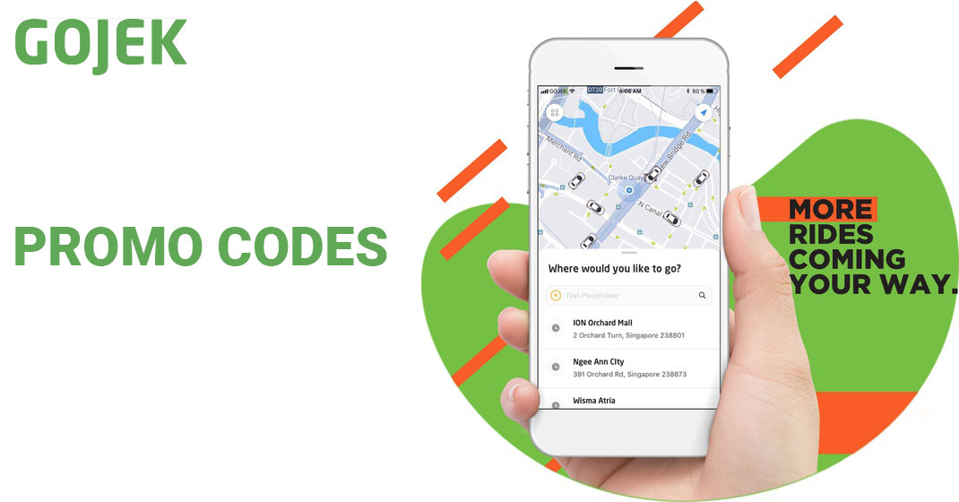 GOJEK Promo Codes | $8 OFF | Aug 2019 | SGDTips