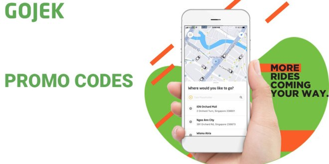 GOJEK Promo Codes | $6 OFF | Singapore Sep 2019 | SGDTips