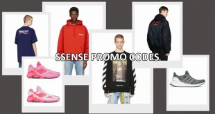 SSENSE promo codes for Singapore 2019