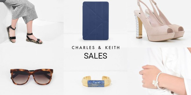 Charles & Keith Sales for Singapore, 2019
