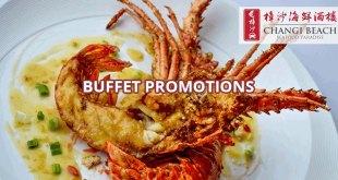 Changi Beach Seafood Paradise Buffet Promotions