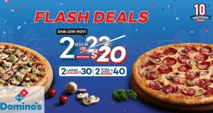 Domino's Pizza Promotions