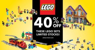 "Toys""R""Us Lego Sale up to 40% OFF on Black Friday"