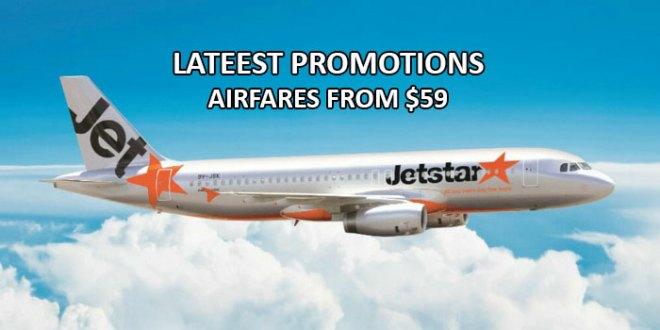 Jetstar promotion 17 Feb 2020
