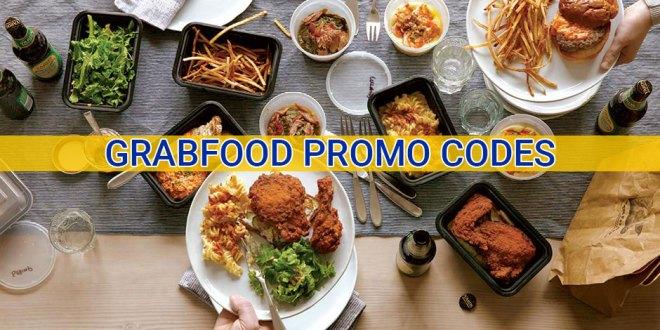 Active GrabFood promo codes