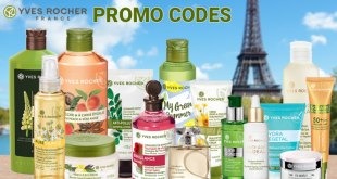 Latest promos from Yves Rocher
