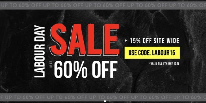 Link x Sports Factory Up to 60% OFF till 5 May 2020