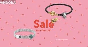 Pandora Summer Sale - Up to 50% Off