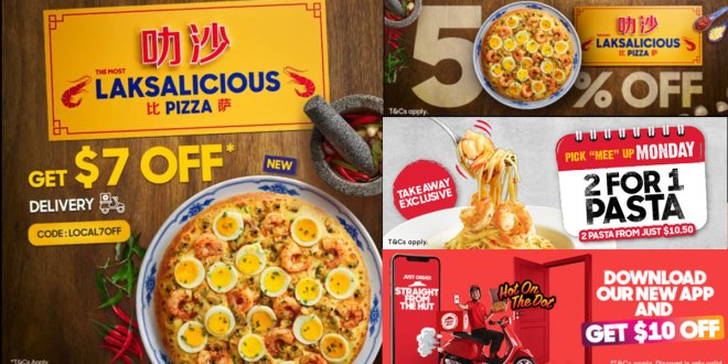Pizza Hut Promotions for May 2020
