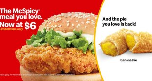 McDonalds Promo - $6 McSpicy Meal