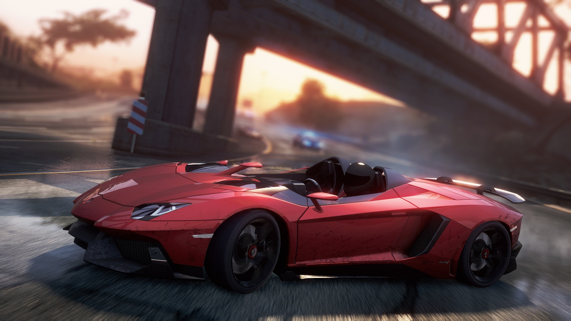 Fastest Car In The World Wallpaper Hd Sggaminginfo 187 Feel The Speed With Nfs Most Wanted