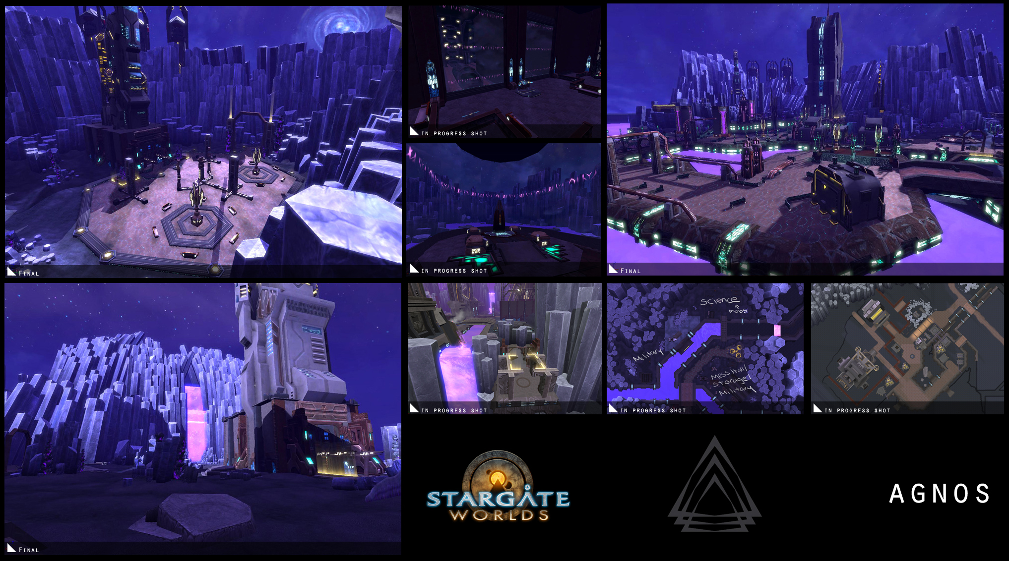 SGGAMINGINFO New Stargate Worlds Images