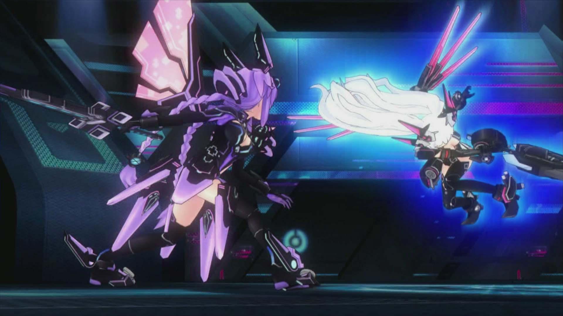 Wallpaper Girl Sggaminginfo 187 Hyperdimension Neptunia Victory Review