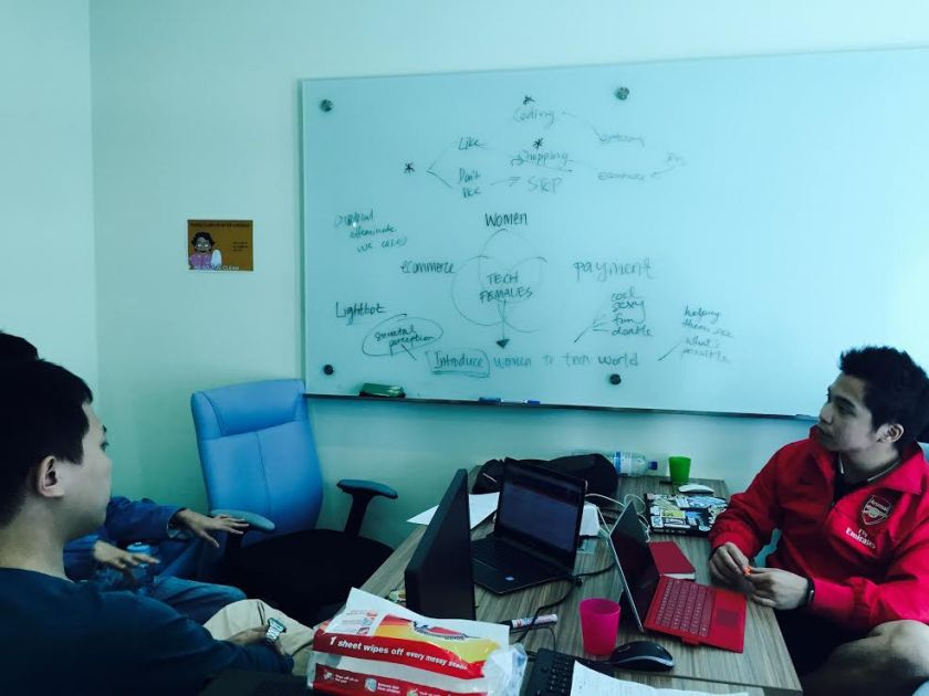 Even our flowcharts are a mix of MECE and coding syntax. Help.