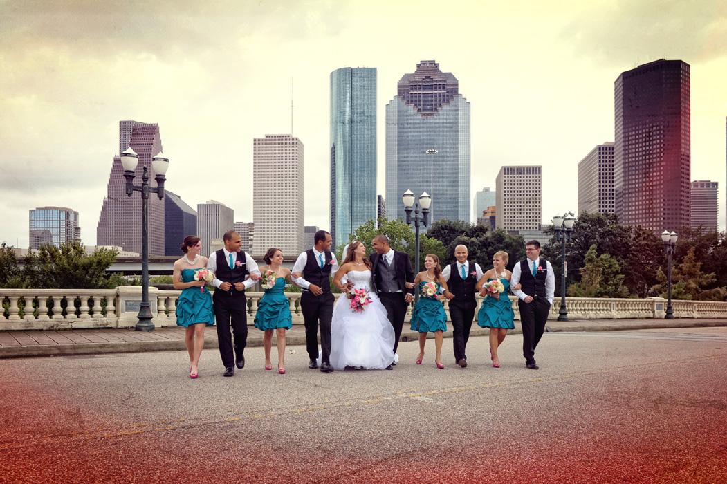 Wedding Photography Houston