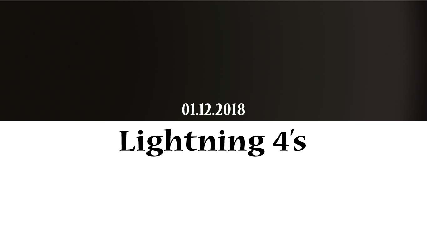 Lightning 4's