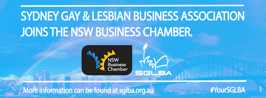 SGLBA joins NSW Business Chamber