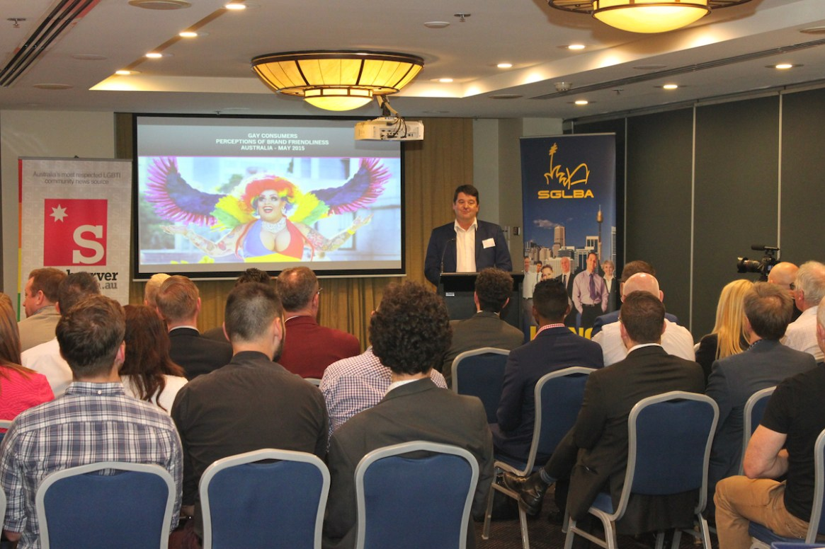Meet the Partners was held at the Grace Hotel in Sydney, September 2015