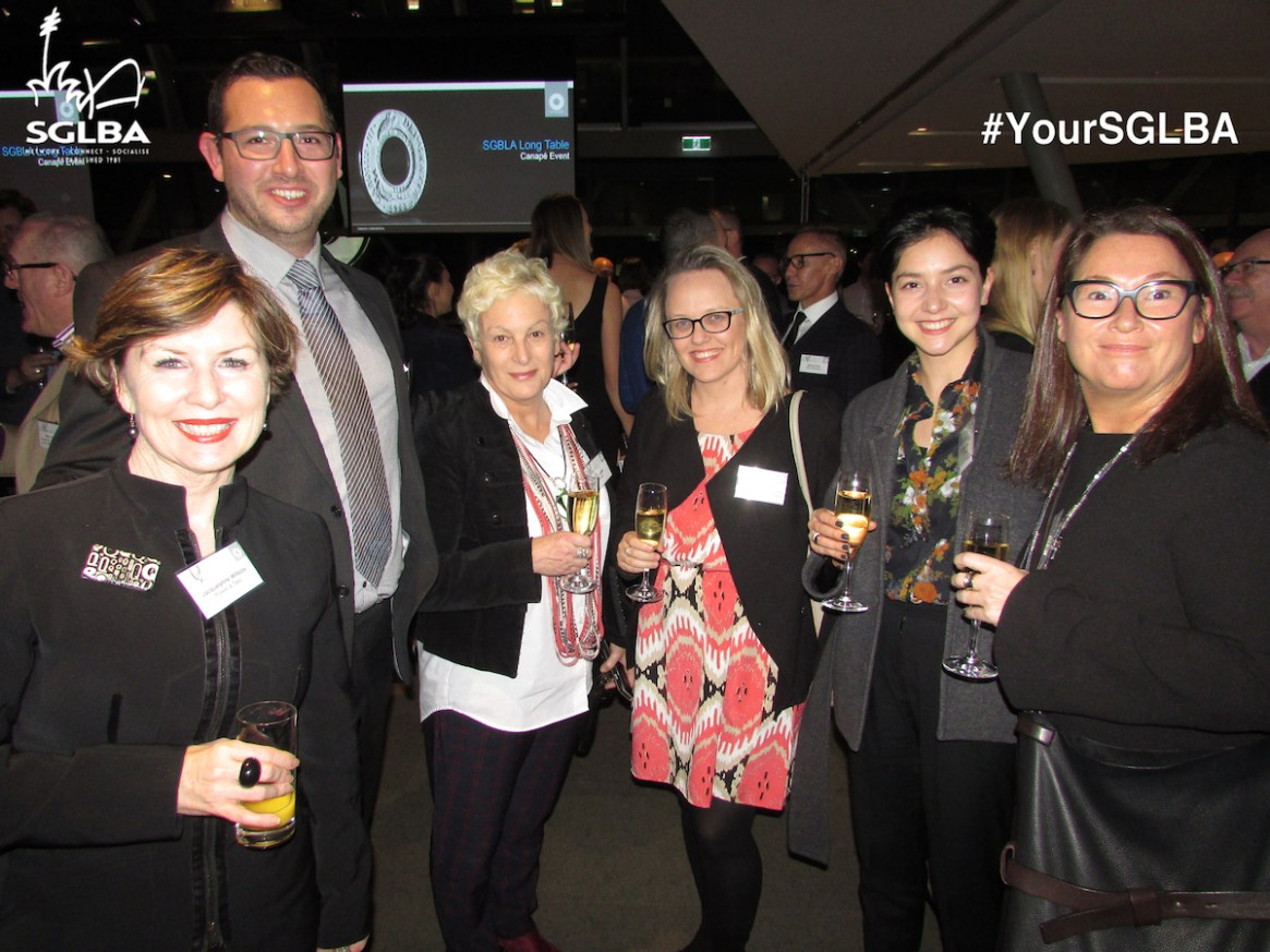 Long Table Canapés @ Macquarie Bank June 2016