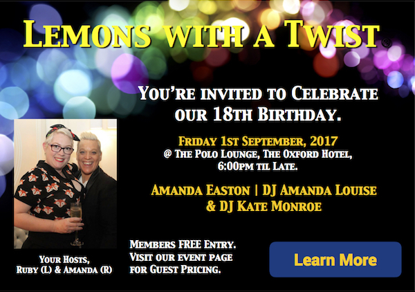 AD Lemons with a Twist 18th Birthday September 2017 600pxl