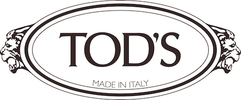 LOGO Tods 200pxl Height