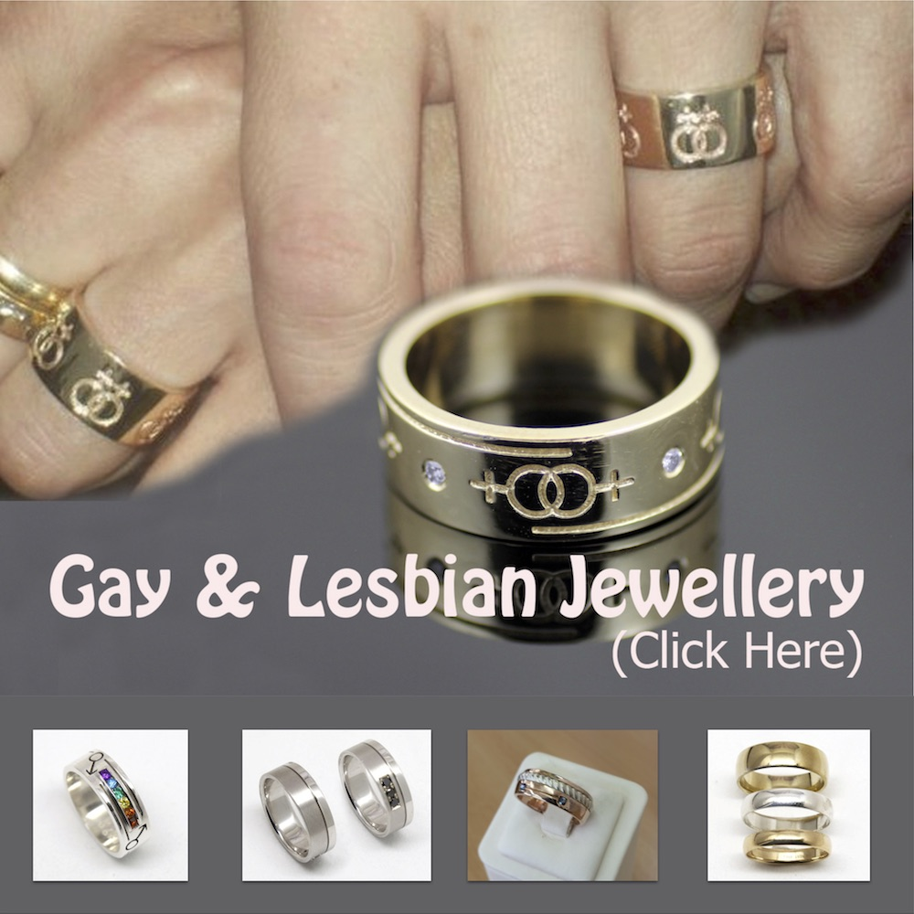 Properties leaves gay and lesbian jewellery