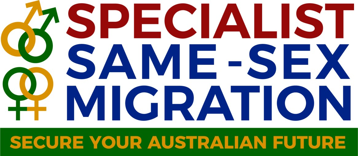 Specialist Same-Sex Migration Logo