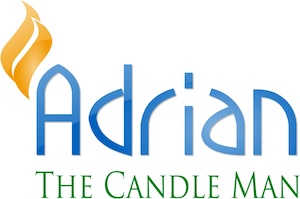 LOGO Adrian the Candle Man