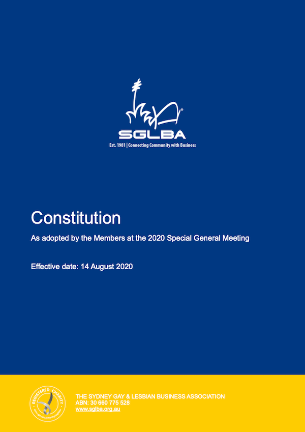 FP 2020 14th August Constitution