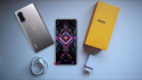 Xiaomi Poco F3 GT Full Specifications and Price